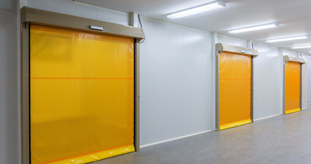 ... high-speed door ... & High Speed Doors New York New York | Matalonco Doors
